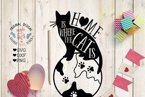 Home is Where the Cat is Cut File