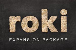 Roki Font - expansion pack