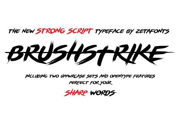 BrushStrike 70% OFF