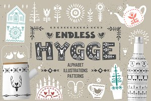 Endless Hygge - Graphic collection
