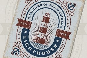 Lighthouse Typography