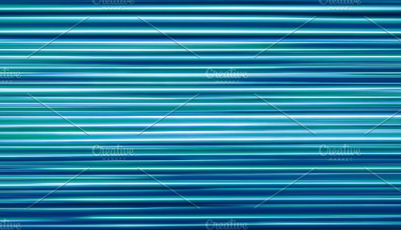 Horizontal cyan and blue lines illustration background