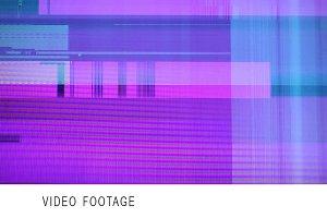 Abstract background - broken display