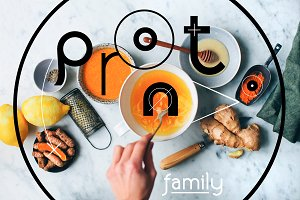 Pronto family
