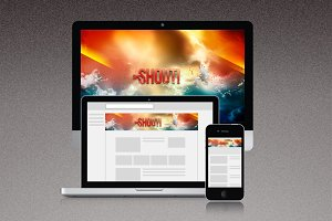 The Shout Youtube Channel Art