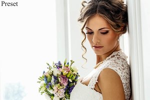 50 Wedding Presets for Lightroom