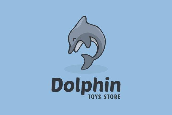 Dolphin Jump Logo