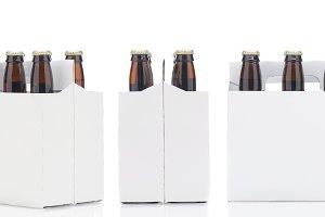 Three Six Packs of Beer