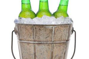 Old Fashioned Beer Bucket