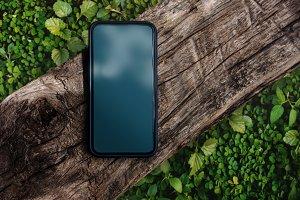 Smart Phone Mockup Image