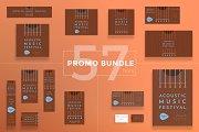 Promo Bundle | Music Festival