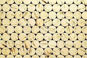 corks wine background
