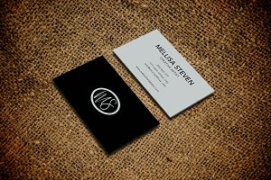 Classy new style business card