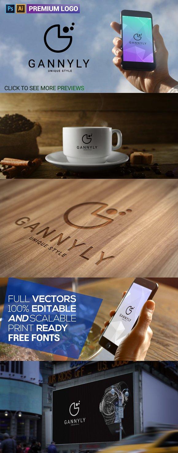 G Letter Logo in Logo Templates