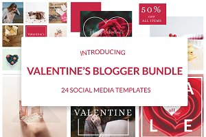 Valentine's Blogger Bundle