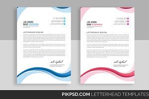 Minimal Business Letterhead