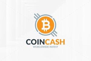 Bitcoin Cash Logo Template