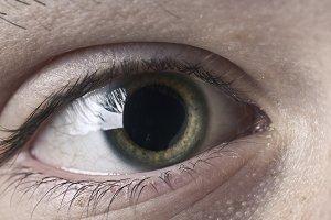 Human Eye Marco