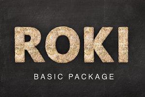 Roki Font - basic pack