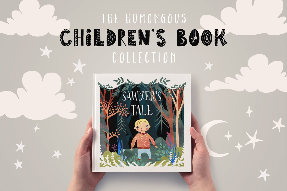 The Children's Book Collection in Illustrations