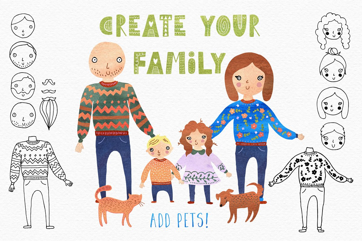 The Children's Book Collection in Illustrations - product preview 6