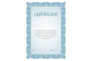 Certificate205