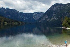 Bohinj - lake