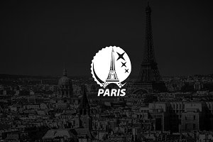 Logo template | PARIS