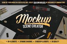 Mockup Scene Creator 12% OFF