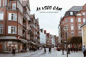 A4 VSCOCam preset