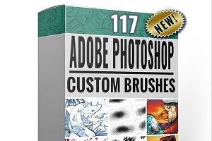 Custom Adobe Photoshop Brushes