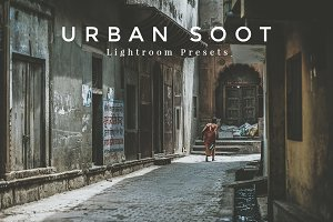 Urban Soot Lightroom Presets