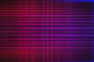 Pink and purple scanlines illustration background