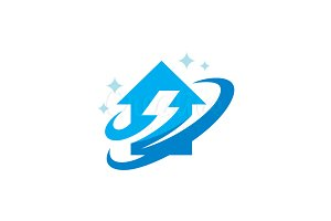 Clean Flash Logo