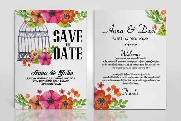 Invitation / Flyer Mock ups