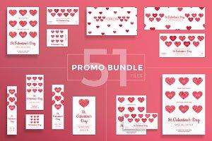 Promo Bundle   Valentine's Day