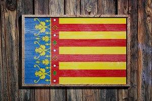 Valencia Community flag