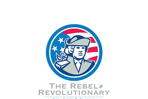 Rebel Bar and Grill Logo