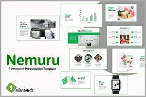 Namuru Presentation Template