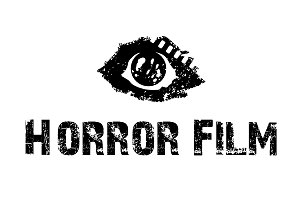 "logo ""horror film"""