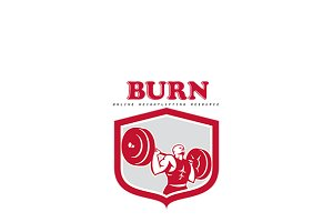 Burn Weightlifting Online Resource L