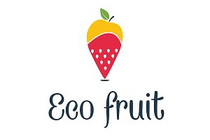 "logo ""eco fruit"""