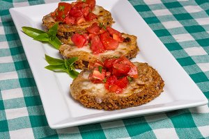 Bruschetta appetizers