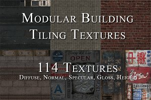 Textures - Buildings & Decals