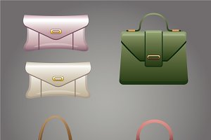 Female bags set