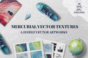 Mercurial Vector Textures