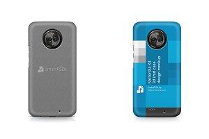 Moto X4 3d IMD Mobile Case Mockup