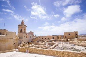 Victoria, Gozo Malta Fortress