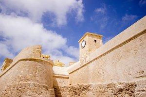Fortress in Victoria, Gozo, Malta
