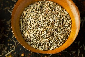 Rosemary dry seasoning